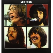 THE BEATLES LET IT BE CD
