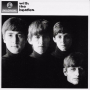 THE BEATLES  WITH THE BEATLES CD