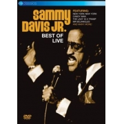THE BEST OF SAMMY DAVIS JR LIVE