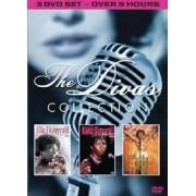 THE DIVAS COLLECTION DVD