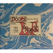 THE DOORS  LIVE AT LONDON FOG 1966 CD