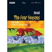 THE FOUR  SEASONS ANTONIO VIVALDI DVD