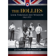 THE HOLLIES LOOK THROUGH ANY WINDOW 1963-1975 DVD
