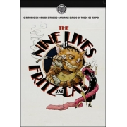 THE NINE LIVES OF FRITZ THE CAT DVD