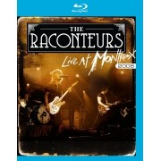 THE RACONTEURS LIVE AT MONTREUX 2008 BLU RAY