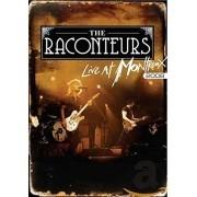 THE RACONTEURS LIVE AT MONTREUX 2008 DVD