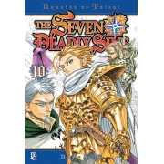 THE SEVEN DEADLY SINS VOL 10
