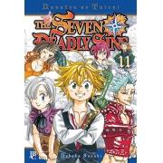 THE SEVEN DEADLY SINS VOL 11