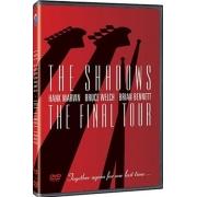 THE SHADOWS THE FINAL TOUR DVD