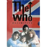 THE WHO DEFINITIVE BOX DVD