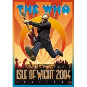 THE WHO ISLE OF WIGHT FESTIVAL  2004 DVD