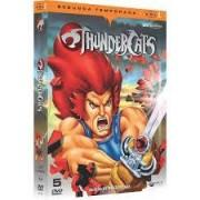 THUNDERCATS SEGUNDA TEMPORADA VOL 1 DVD