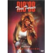 TINA TURNER RIO'88 LIVE IN CONCERT DVD