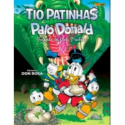 TIO PATINHAS E PATO DONALD FUGINDO DO VALE PROIBIDO