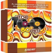 TOP 100 60s HITS BOX DVD