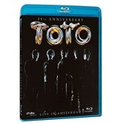 TOTO LIVE IN AMSTERDAM BLU RAY