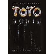 TOTO LIVE IN AMSTERDAM  DVD