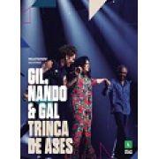 TRINCA DE ASES DVD