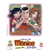 TURMA DA MONICA JOVEM PRIMEIRA SERIE VOL 18