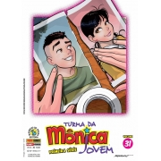 TURMA DA MONICA JOVEM PRIMEIRA SERIE VOL 31