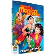 TURMA DA MONICA JOVEM SEGUNDA SERIE VOL.21