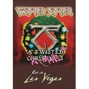 TWISTED SISTER. A TWISTED X-MAS LIVE IN LAS VEGAS DVD