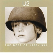 U2 THE BEST OF 1980 - 1990 CD