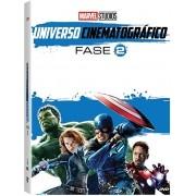 MARVEL STUDIOS UNIVERSO CINEMATOGRAFICO  FASE 2 DVD