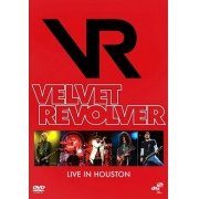 VELVET REVOLVER LIVE IN HOUSTON DVD