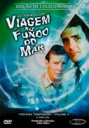 VIAGEM AO FUNDO DO MAR TERCEIRA TEMPORADA VOL 2 DVD