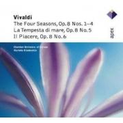 VIVALDI THE FOUR SEASONS CD