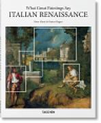 WHAT GREAT PAINTINGS SAY  ITALIAN RENAISSANCE EDIÇAO INGLES