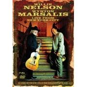 WILLIE NELSON WYNTON MARSALIS LIVE FROM NY CITY