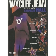 WYCLEF JEAN ALL STAR JAM AT CARNEGIE HALL DVD