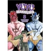 YU YU HAKUSHO VOL. 8