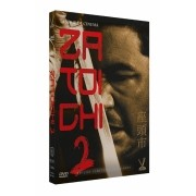 ZATOICHI A SERIE DE CINEMA VOL. 2 DVD