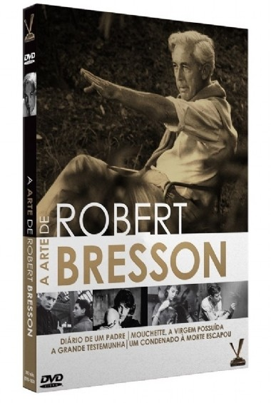 A ARTE DE ROBERT BRESSON DVD