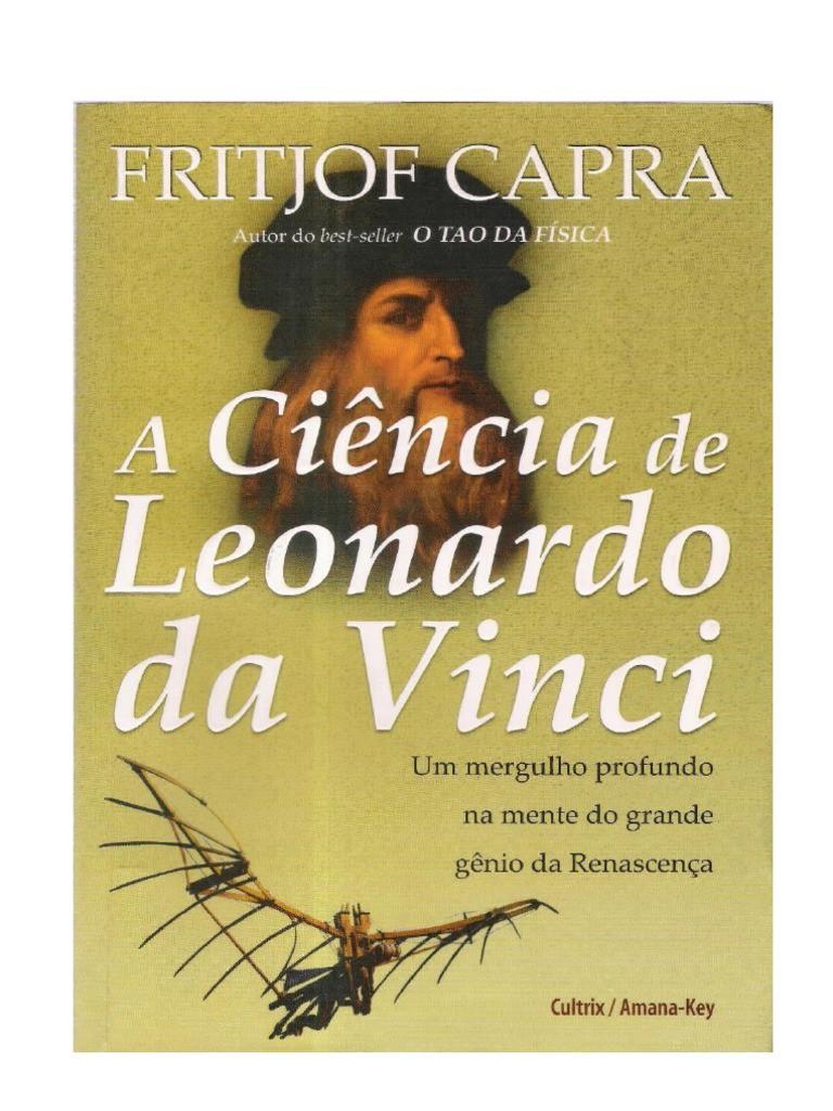 A CIENCIA DE LEONARDO DA VINCI