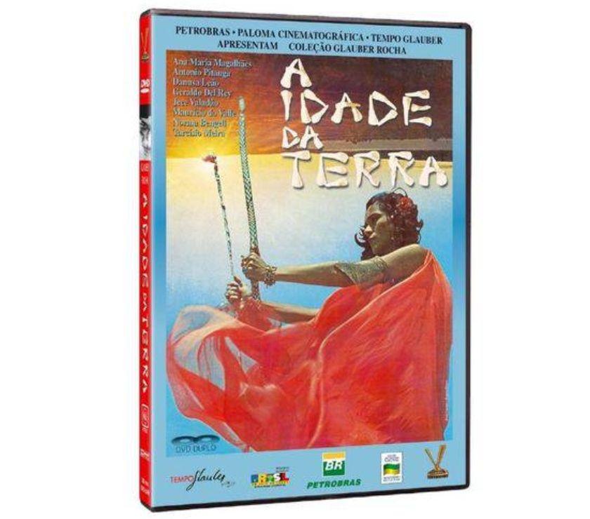 A IDADE DA TERRA DVD