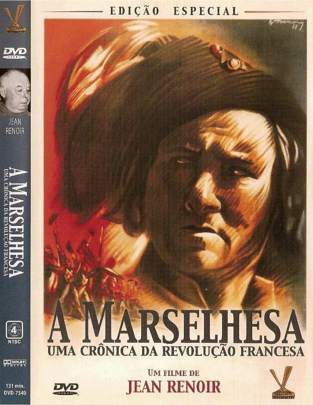 A MARSELHESA DVD