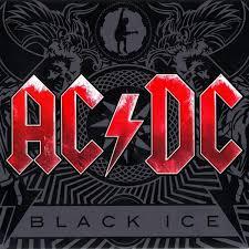 AC/ DC BLACK ICE CD