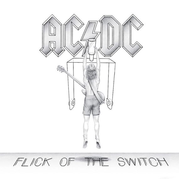 AC/ DC FLICK OF THE SWITCH CD