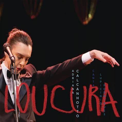 ADRIANA CALCALHOTTO CANTA LUPICINIO  RODRIGUES CD