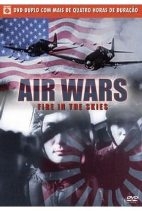 AIR WARS FIRE IN THE SKIES DVD PARTE 1