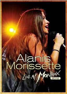 ALANIS MORISSETE LIVE AT MONTREUX DVD