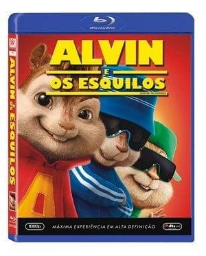 ALVIN E OS ESQUILOS BLU RAY
