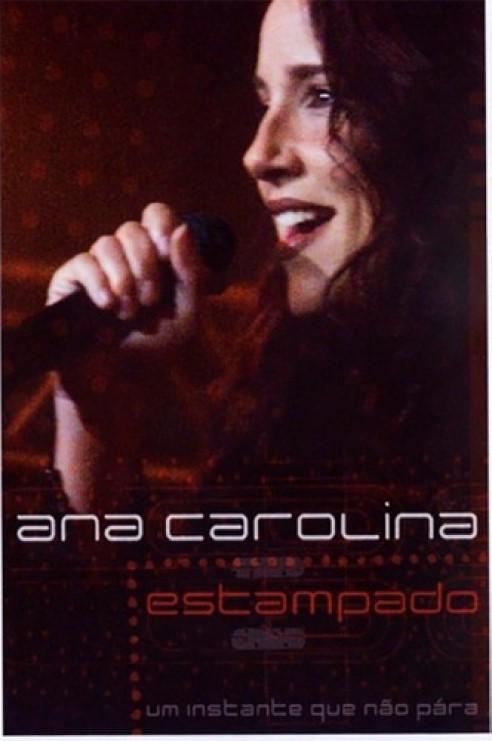 ANA CAROLINA ESTAMPADO DVD