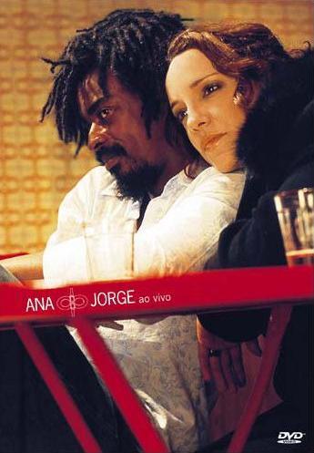 ANA & JORGE AO VIVO DVD