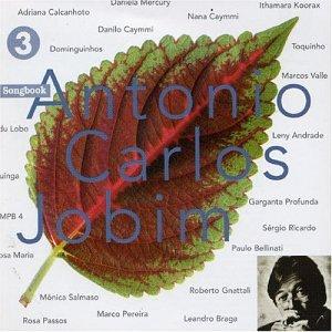 ANTONIO CARLOS JOBIM SONGBOOK VOL.3 CD