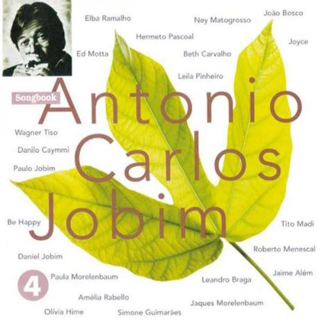 ANTONIO CARLOS JOBIM SONGBOOK VOL.4 CD